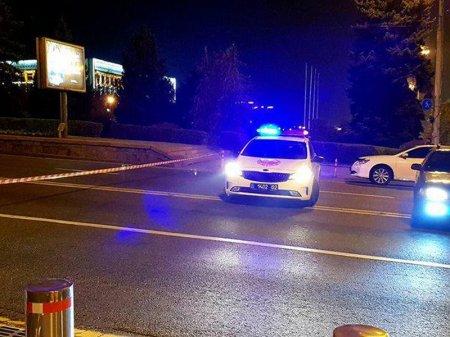 Детали ночной спецоперации в Алматы - у задержанных изъят светозвуковой автомат