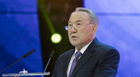 """""""Условно мы в третьей мировой войне"""" - Назарбаев о терроризме"""