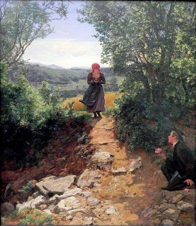 На картине 1860 года обнаружили девушку с iPhone