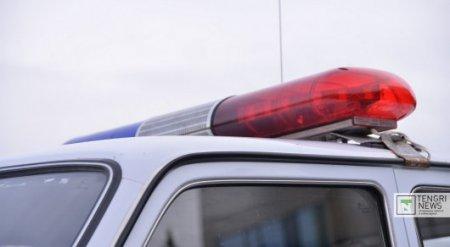 """""""Расстреляли авто с людьми"""". Полиция задержала подозреваемых в Астане"""