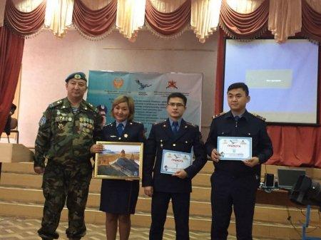 Ученики школы №8 Актау победили в конкурсе «Знаток ПДД»