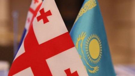 Грузия выплатила 4,9 млн долларов по госдолгу Казахстану