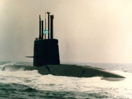 В водах Аргентины пропала подводная лодка с 44 членами экипажа
