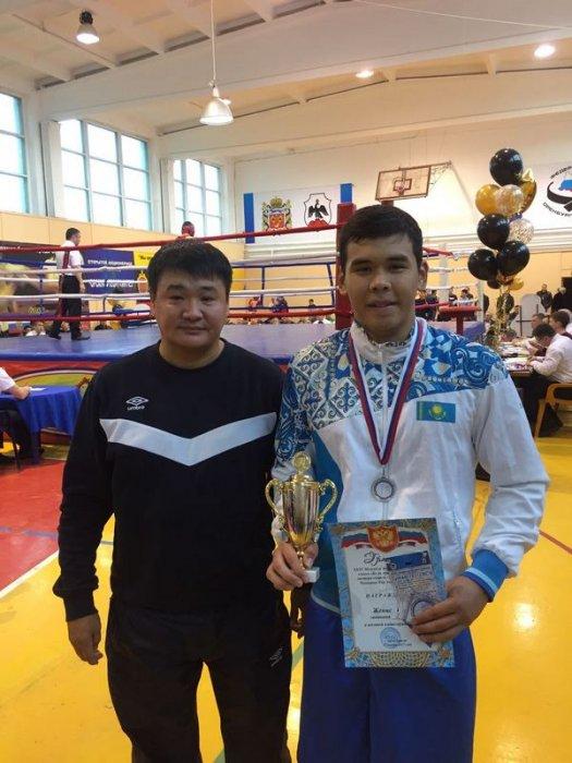 Боксеры из Мангистау завоевали семь медалей на соревнованиях в Орске