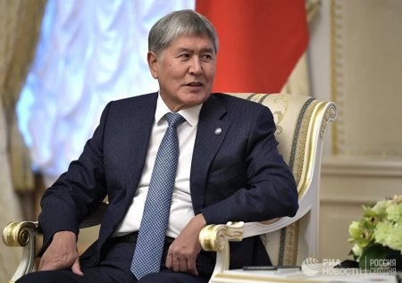 """""""Нервы не железные"""": Атамбаев извинился за свои высказывания"""