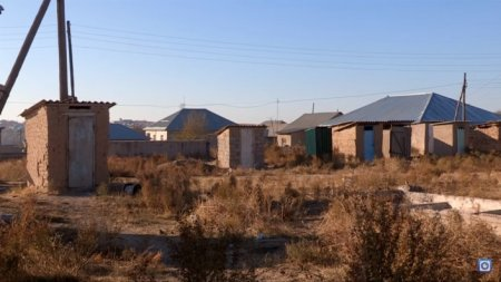 """Что за безобразие"". Акима ЮКО возмутили 18 туалетов во дворе жилого дома"