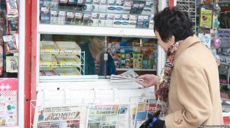 Советская традиция принудительной подписки на газеты и журналы