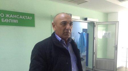 В Актау солдат срочной службы впал в кому