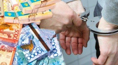 Задержан помощник прокурора Алматинской области