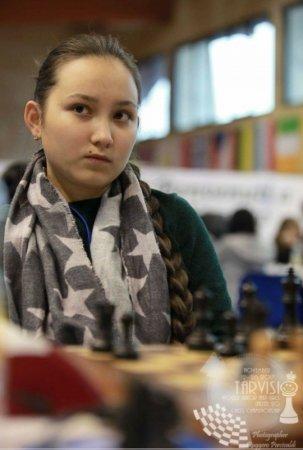 Жансая Абдумалик стала чемпионкой мира по шахматам до 20 лет