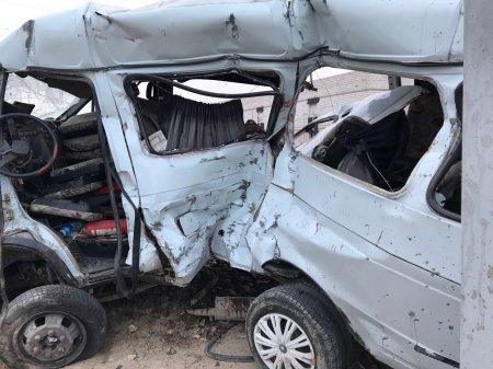 Прокуратура Жанаозена: В результате столкновения «ГАЗели» и тепловоза погибли девять человек
