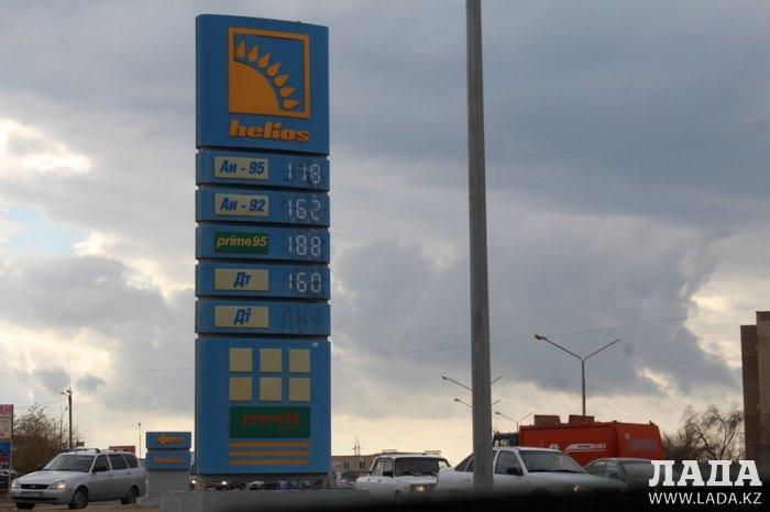 Обзор ситуации на автозаправках Актау 27 ноября