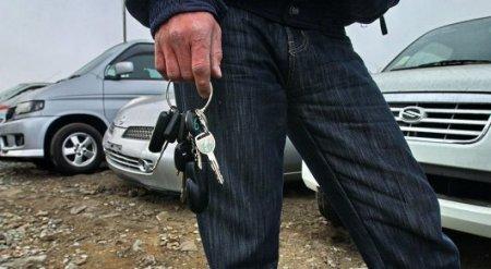 Куда перегоняют угнанные в Казахстане авто