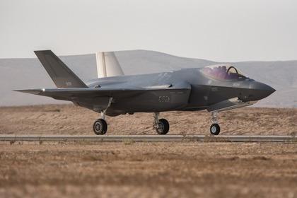 Российским военным впервые показали новый самолет F-35