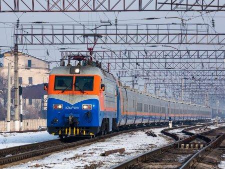 Дополнительные поезда по самым популярным маршрутам запустили в РК