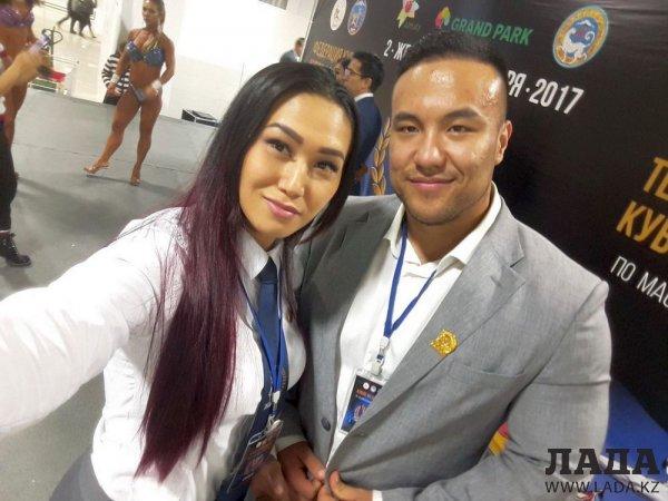 Актауские спортсмены стали призерами Кубка Казахстана по бодибилдингу и фитнесу