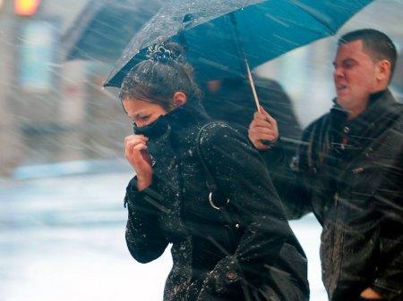 Снегопады ожидаются 4 декабря в ряде областей Казахстана