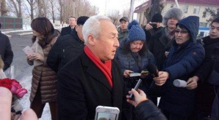 Сейтказы Матаева освободили из колонии