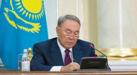 Назарбаев подписал закон о трансферте из Нацфонда