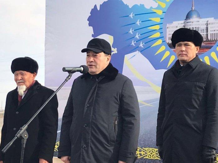 Азиатский банк развития выделил 25 миллиардов тенге на реконструкцию дороги Жетыбай - Жанаозен