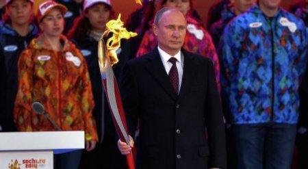 Мы не будем объявлять бойкот Олимпиаде - Путин