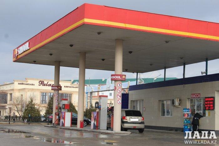 Обзор ситуации на автозаправках Актау 8 декабря