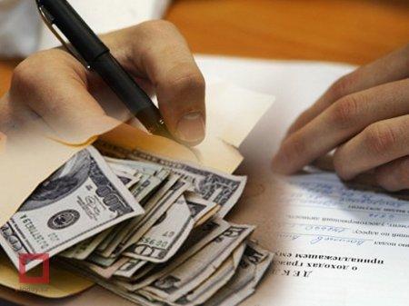 Количество дающих взятки казахстанцев снизилось на треть – анализ