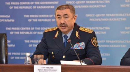«Никаких войск не вводили»: замглавы МВД ответил на слухи о вызове спецназа к бастующим