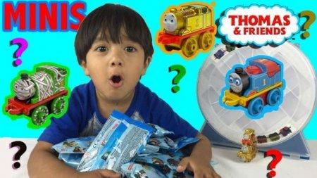 6-летний мальчик заработал $11 миллионов, делая обзоры игрушек на YouTube