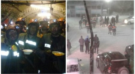 """Гендиректор """"АМТ"""" обратился с важным заявлением к бастующим шахтерам"""