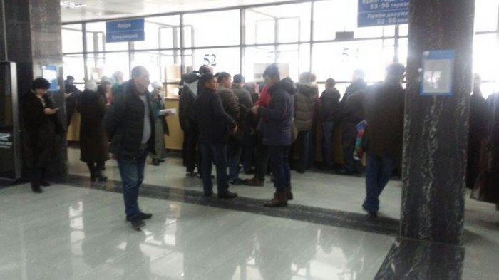 В Актау рассылку о штрафе за неуплату налогов назвали ложной