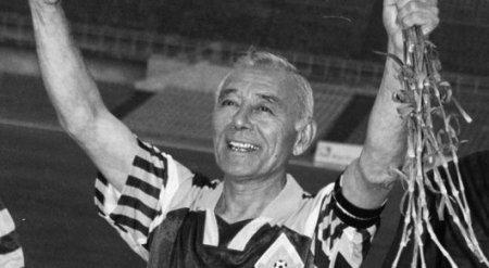 Скончался легендарный казахстанский футболист Тимур Сегизбаев