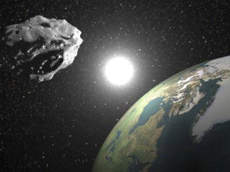 NASA cообщило о сближении крупного астероида с Землей