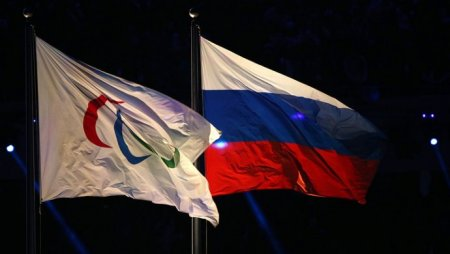 Российским паралимпийцам запретили упоминать в соцсетях о своем гражданстве