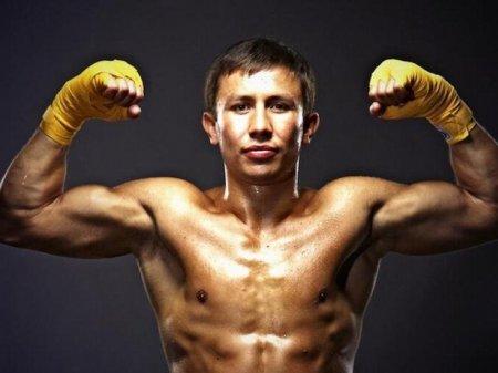 Головкин признан лучшим боксером года