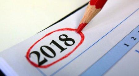 Перенесены дни отдыха в 2018 году - правительство