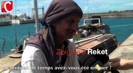 Поляк 7 месяцев дрейфовал по Индийскому океану в компании кота