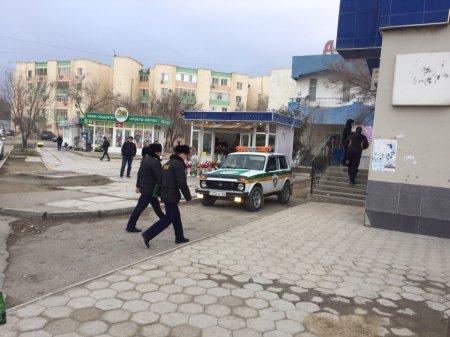 В Актау троих мужчин задержали при попытке ограбить супермаркет