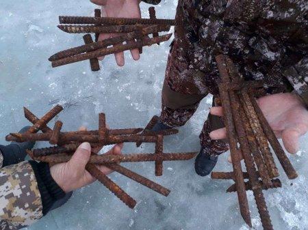 Браконьеры Атырауской области устроили засаду рыбинспекторам