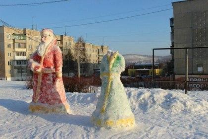 На Урале обезглавили «пересидевшую в солярии» Снегурочку