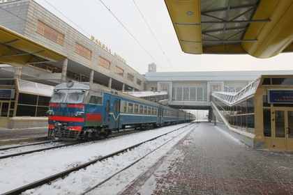 Дети сбежали из сада в Белоруссии и катались на поезде