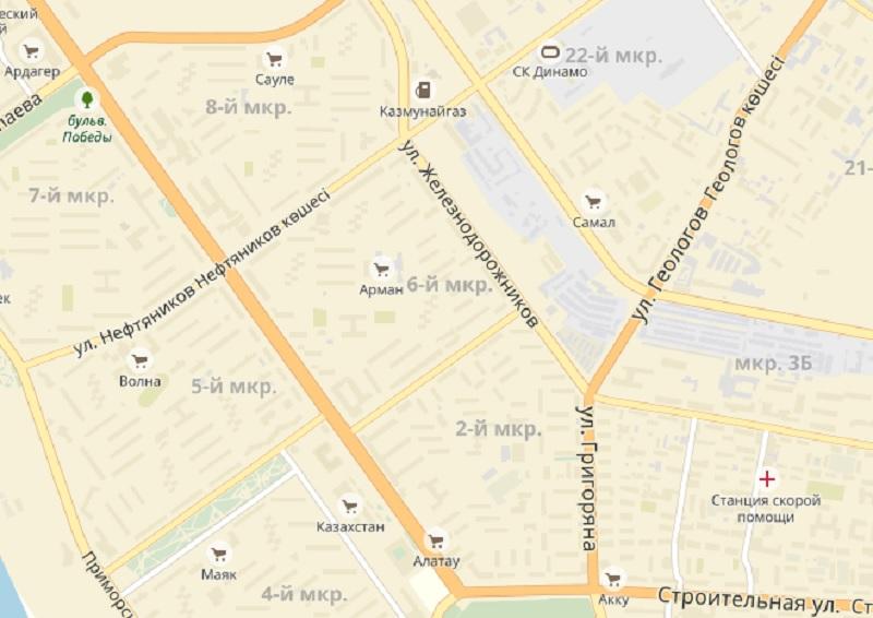 Марат Шушаков: Названия улиц в Актау не прижились
