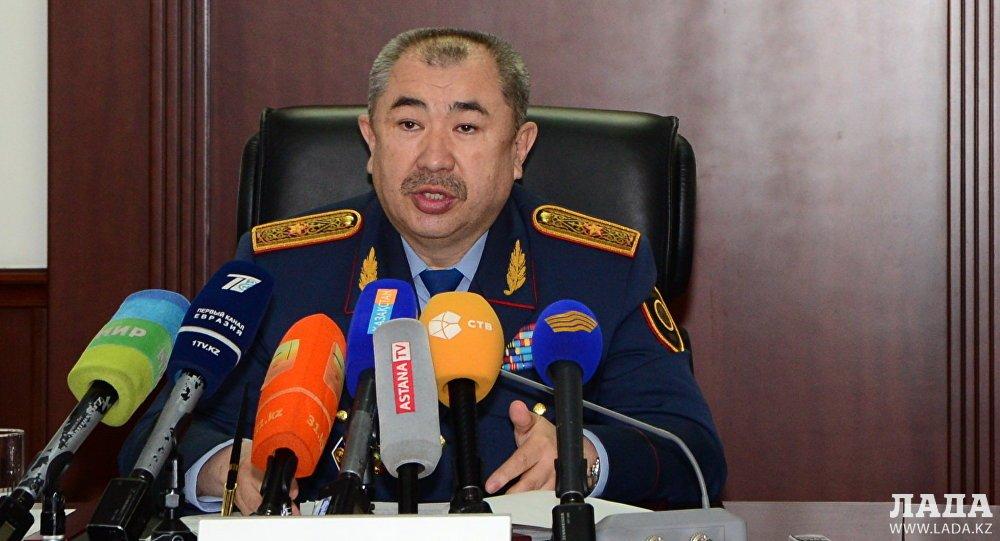 Тургумбаев: у возгорания автобуса две причины