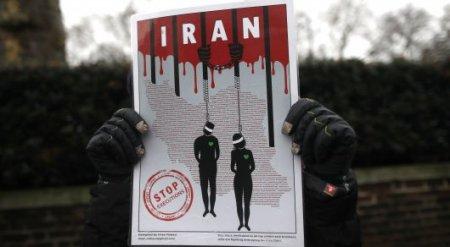 """Белый дом назвал беспорядки в Иране """"народным восстанием"""""""