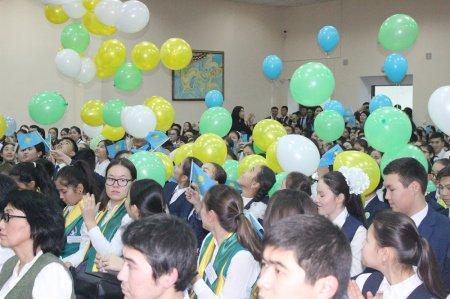 В областном этапе республиканской олимпиады участвуют 659 школьников из Мангистау