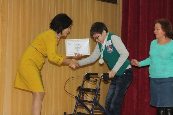 В Актау наградили призеров областного этапа республиканской олимпиады