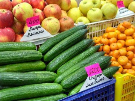 Почему дорожают овощи, пояснил замглавы МСХ РК