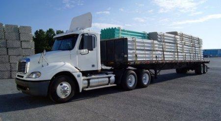 В 8 раз подняли штраф для водителей иностранных грузовиков в Казахстане
