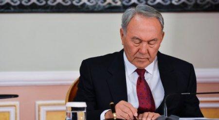 Назарбаев подписал закон о Фонде компенсации потерпевшим