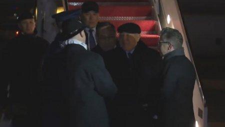 Как Назарбаева встречали в Вашингтоне